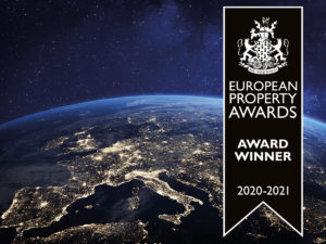 European Property Award Winner 2021